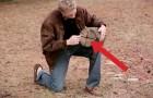 Prenez une bûche de bois: cette méthode ingénieuse vous surprendra!