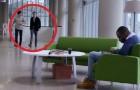 Eles aparecem para uma entrevista, mas o que acontece na sala de espera vai deixá-los sem palavras