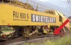 Prima si usavano centinaia di uomini, OGGI le ferrovie si costruiscono COSÌ!