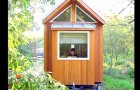 From the outside, this house is tiny, but when you go inside...WOW !