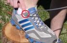 Voilà pourquoi les chaussures de sport ont un trou en plus. Le saviez-vous?
