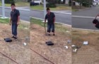 Deze jongen doet het niet zo goed op school: de straf die zijn vader voor hem in petto heeft is AANGRIJPEND...