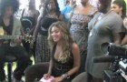 Beyoncé zingt voor kinderen in het ziekenhuis: wat een betoverend optreden!