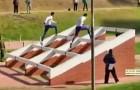 Pode parecer uma normal corrida de obstáculos, mas vai capturar a sua atenção!