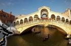 Uma voltinha em Veneza
