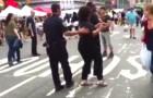 video med Polisen