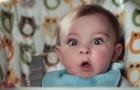 Sie filmen Babys dabei, wie sie sich in die Hose machen... Ihre Gesicher erobern das Netz