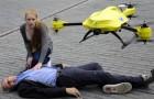 Un homme a un arrêt cardiaque : voici comment en Allemagne il est secouru en seulement 2 MINUTES
