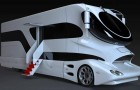 The most LUXURIOUS camper in the world has been sold in Dubai: more than 2 million dollars of splendor