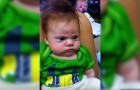 This is the angriest child in the world: his expression will make you die laughing