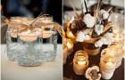 16 cose che non sapevi di poter fare con i barattoli di vetro