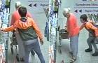 Muito atenção! Novo truque para roubar as pessoas no supermercado!