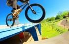 I Can Fly con la BMX