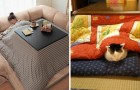 Vi piace oziare sul divano? Questa invenzione giapponese vi cambierà la vita!