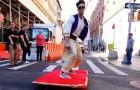 Sie sehen Aladin auf der Straße: Ihre Reaktionen sind der Hammer!