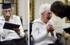 Lasciò la scuola per badare alla famiglia: 79 anni dopo riceve una sorpresa inaspettata
