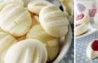 Meno di mezz'ora di preparazione per questi biscotti morbidissimi e delicati