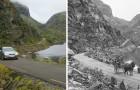 Foto's Van Noorwegen Van 100 Jaar Geleden En Foto's Van Nu: Zoek De Verschillen