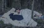 Ein Fotograf erzählt uns wie und wo syrische Flüchtlingskinder schlafen