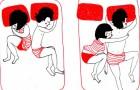 Diese kleinen Bildchen zeigen, dass sich die wahre Liebe in den kleinen Dingen des Alltags zeigt