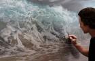 17 immagini che sembra impossibile siano state dipinte a mano