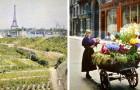 Deze kleurenfoto's van Parijs werden 100 jaar geleden gemaakt: om verliefd op te worden!