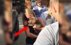 He gives a dog to his girlfriend as apresent... But she doesn't know that there's another great surprise !