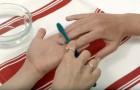Je nagels reinigen met tandpasta en een tandenborstel? Het resultaat is briljant!