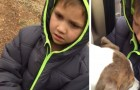 Encuentra a su perro luego de un mes: la reaccion deja a todos sin palabras
