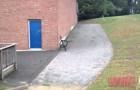Come parcheggiare una bici