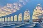 25 illusioni ottiche che capovolgeranno la vostra percezione della realtà