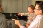 Incontra per la prima volta il gemello di suo padre: la sua reazione fa sorridere... che amore!