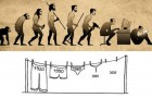 Die traurige Wahrheit über menschliche Evolution in 16 lustigen Bildern