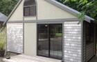 Questo designer ha trasformato un mini appartamento componibile in una casa indipendente molto elegante