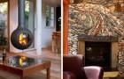 Voici quelques-unes des cheminées les plus belles et originales: laissez-vous inspirer!