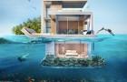 Vivre immergés dans l'océan: voici le projet ambitieux et luxueux des maisons flottantes