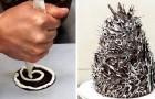 Voici comment obtenir un original gâteau au chocolat avec un procédé super simple