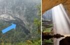 Un contadino scopre senza saperlo la grotta più grande del mondo: il suo interno è magnifico