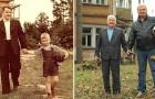 20 fotografie ci dimostrano che alcuni legami rimangono immutati nel tempo