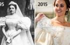 Tutte le spose di questa famiglia hanno indossato lo stesso vestito: eccolo dopo 120 anni