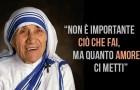 Questi semplici consigli di Madre Teresa potrebbero rivoluzionare il mondo