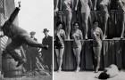 29 Fotografien, die epochale Momente eingefangen haben, ohne es zu wissen