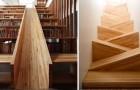 Deze trappen zijn zo absurd, dat je niet kunt wachten om ze af te lopen!