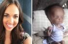 Un volontaire en mission décide d'adopter une petite fille hydrocéphale qui vivait dans les ordures