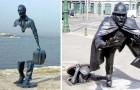 11 potenti sculture davanti alle quali non puoi che rimanere impietrito