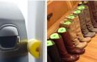 11 modi intelligenti di usare i tubi galleggianti... fuori dalla piscina