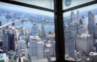 515 années en quelques secondes: l'ascenseur du troisième gratte-ciel le plus haut du monde est... spectaculaire