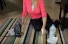 Voici comment enlever toutes les taches de tapis sans utiliser la machine à laver... Et sans frotter!