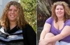 Questa donna molto determinata è riuscita a passare da 104 a 52 kg senza ricorrere al bisturi