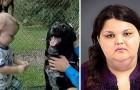 Sie vertrauen ihren Sohn einem Babysitter an und entdecken dank des Hundes die Wahrheit